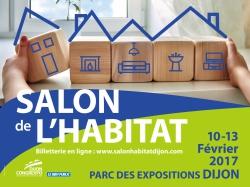 Participation au salon de l 39 habitat de dijon etec for Salon de l habitat dijon