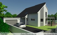 Maison Contemporaine TH2 ETEC