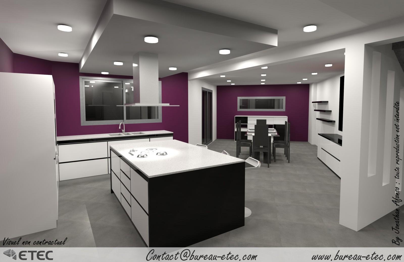 maison toit terrasse hauteville 2. Black Bedroom Furniture Sets. Home Design Ideas