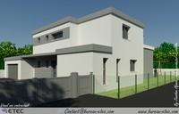 concepteur et r alisateur de maisons individuelles suivi de chantier tude b ton etec. Black Bedroom Furniture Sets. Home Design Ideas