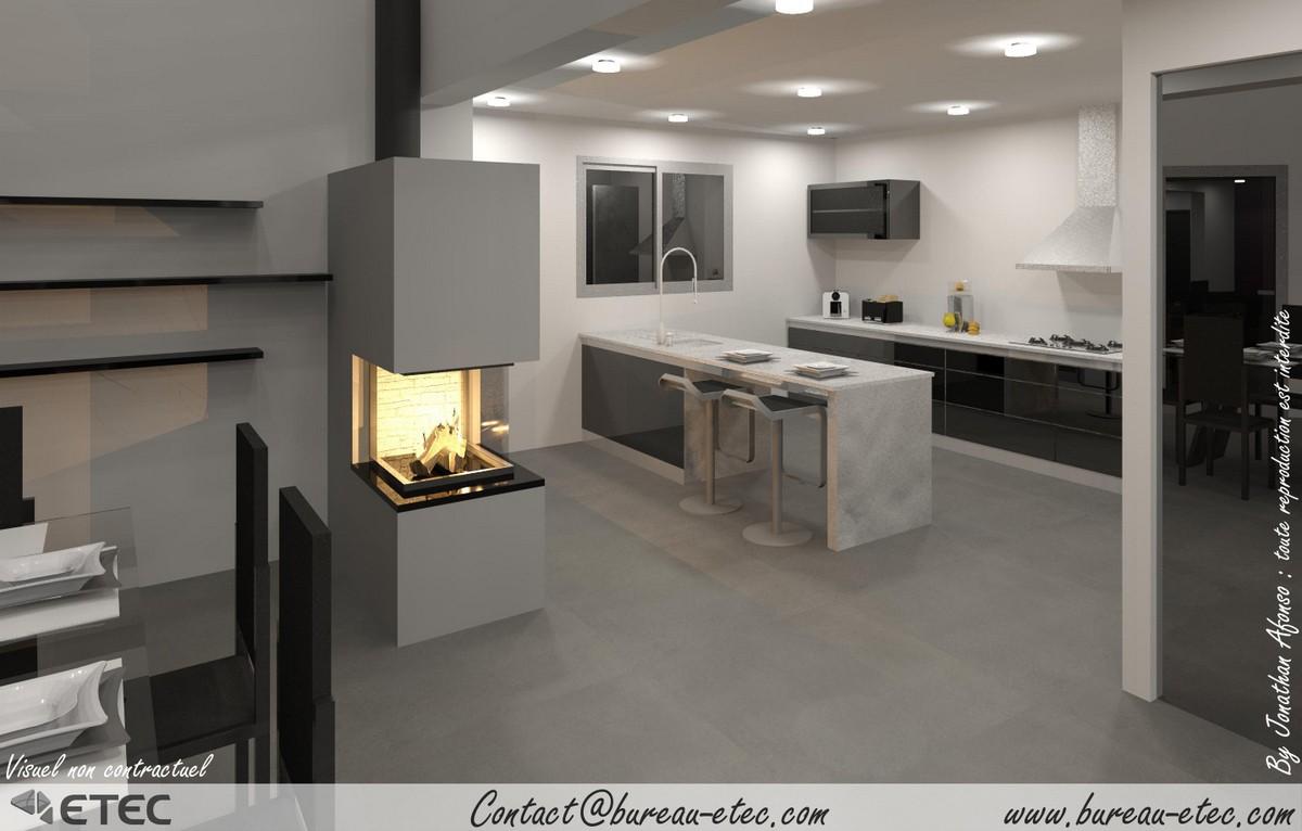 Maison Contemporaine Toit Terrasse maison contemporaine beaune